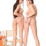 Viola and Paula Shy Duo