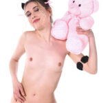 Kitty and The Teddy Bear sexy walpaprs   Eden Venua